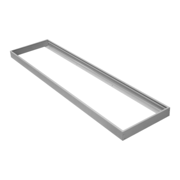CAPRI FRAME OM 300x1200x60 szerelőkeret 30x120-as panelhez fix