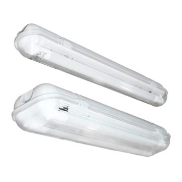 E PLUS PRO 1XL600 SE por-páramentes lámpatest T8 LED single end csőhöz előszerelt