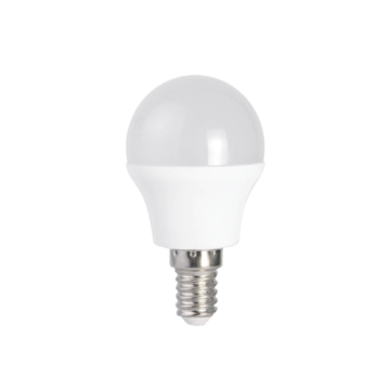 LED CAP GLOBE E14 8W 3000K körte fényforrás