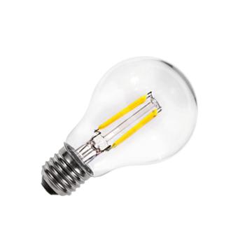 LED FILAMENT A60 E27 4W 2700K fényforrás