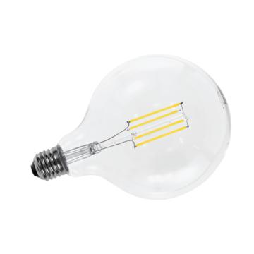 LED FILAMENT G125 E27 7W 2700K Dimmelhető fényforrás