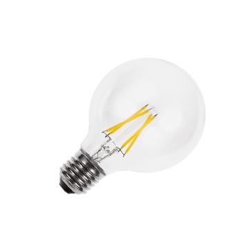 LED FILAMENT G80 E27 4W 2700K fényforrás
