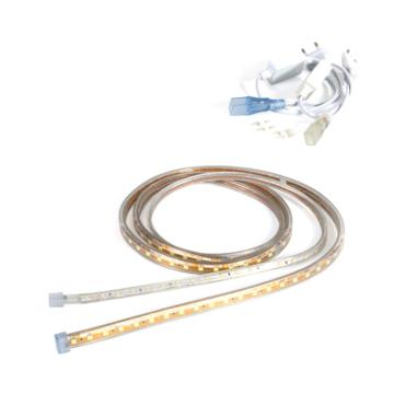 LED szalag 60 5050 6000K IP54 AC230V, 5m/tekercs