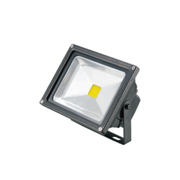 NFL 107A 20W 3000K COB LED fényvető szürke 120°