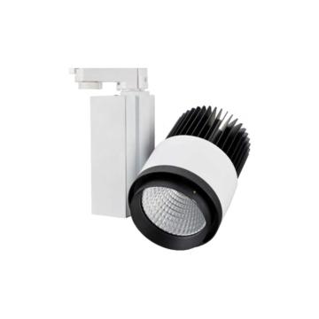 NTRLED306P 45W 4000K krémfehér-fekete egyfázisú sínes lámpatest