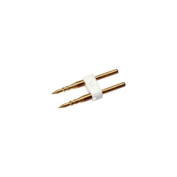 Pin conector NEON LED konnektor tű NEON LED szalaghoz