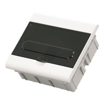 PRO BOX 12 modulos süllyesztett elosztó doboz Fehér