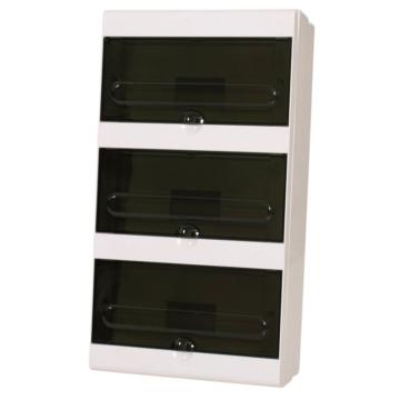 PRO BOX 36 modulos falon kívüli elosztó doboz Fehér