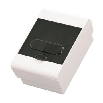 PRO BOX 4 modulos falon kívüli elosztó doboz Fehér