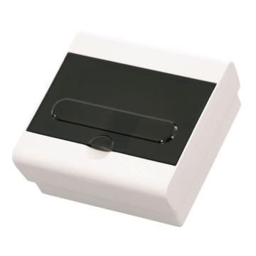 PRO BOX 8 modulos falon kívüli elosztó doboz Fehér