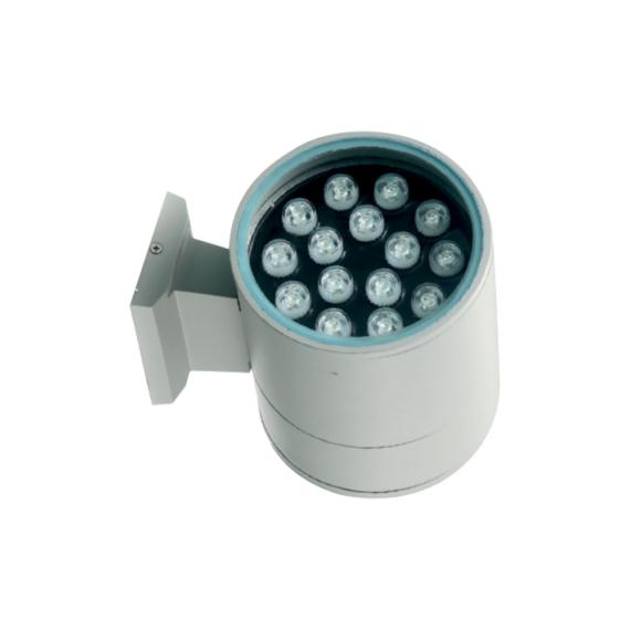 BARSA R 1X10W falmosó lámpatest