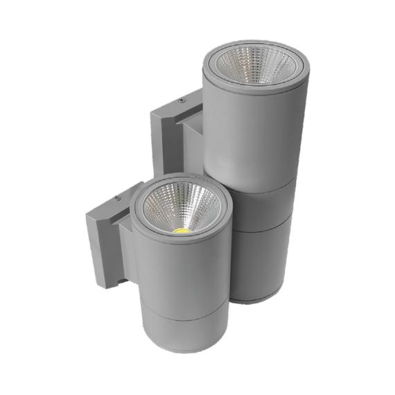 BARSA R 2X10W falmosó lámpatest