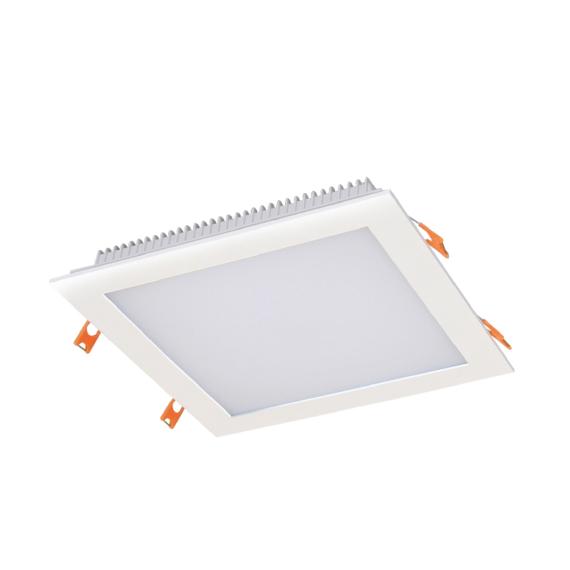 CAPRI S150 12W 3 WHITE szögletes mélysugárzó