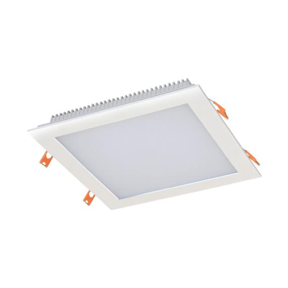CAPRI S150 12W 6000K szögletes mélysugárzó