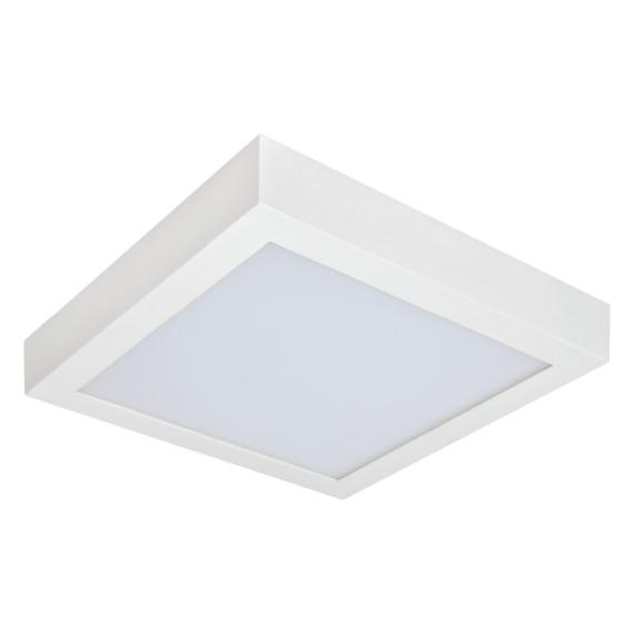 CAPRI S225 20W 4500K felületre szerelhető szögletes lámpatest