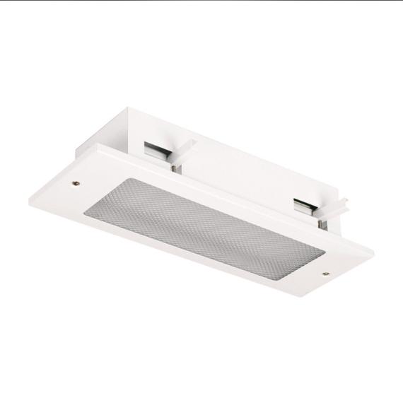 CHARLESTON 2W LED állandó és készenléti üzemű mélysugárzó fehér