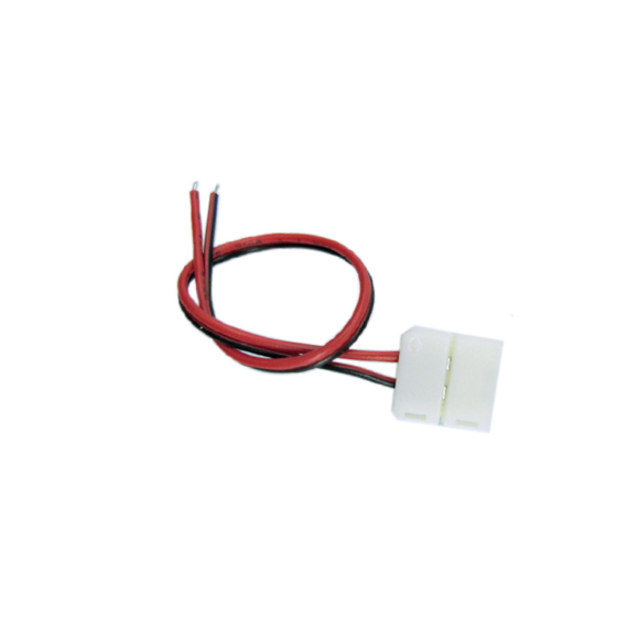 CONNECTOR 180° kábel LED szalaghoz 8mm