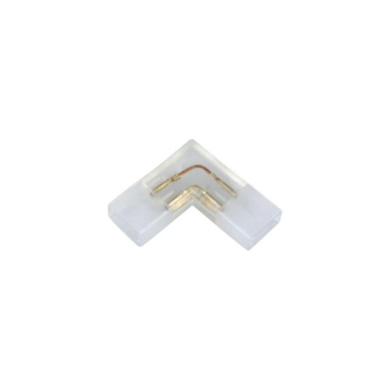 CONNECTOR 90° NEON LED L toldó Neon LED szalaghoz