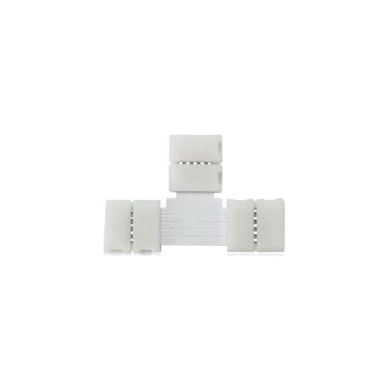CONNECTOR T LED szalaghoz 8mm
