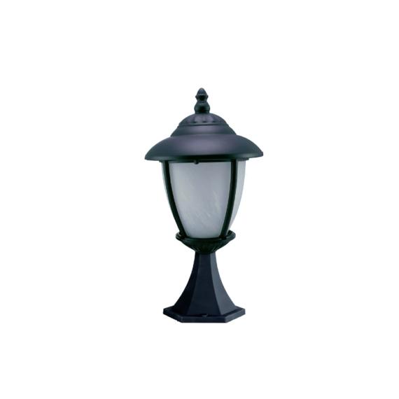 CS 03 S B fekete kerti álló lámpatest