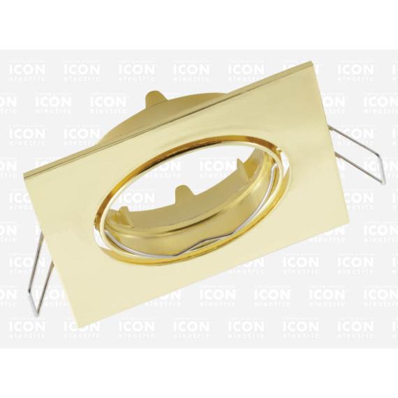DIVIS 1 álmennyezeti lámpatest réz