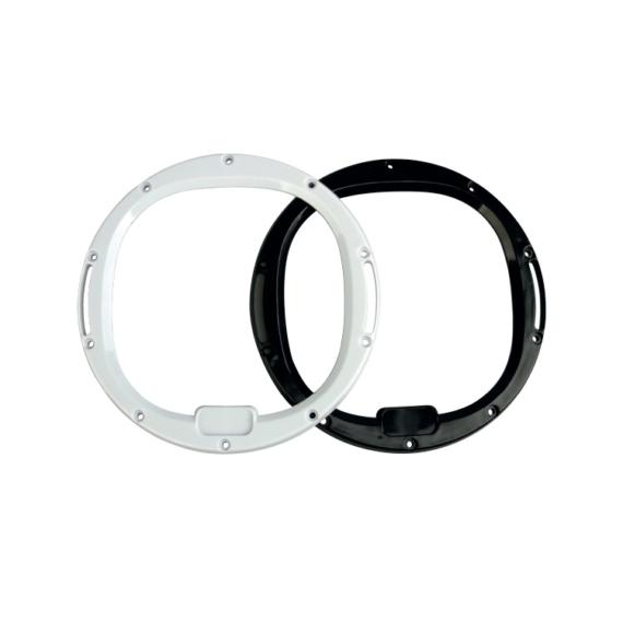 GALAXY WL 185R BL offroad lámpához fekete gyűrű 220mm
