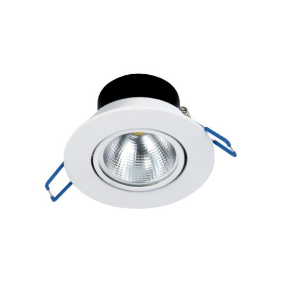 HILUX LED FTS R 5W 4500K kerek mélysugárzó