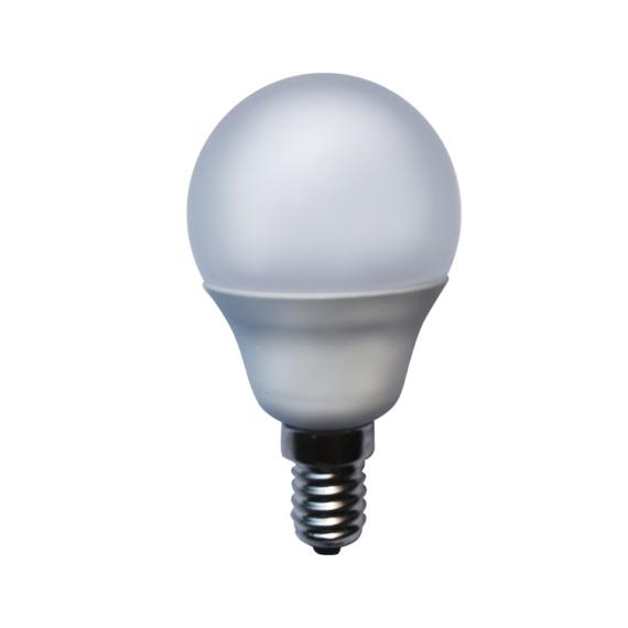 LED A45A E14 5W 3000K körte fényforrás