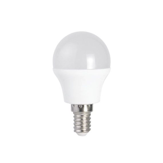 LED CAP GLOBE E14 8W 4000K körte fényforrás