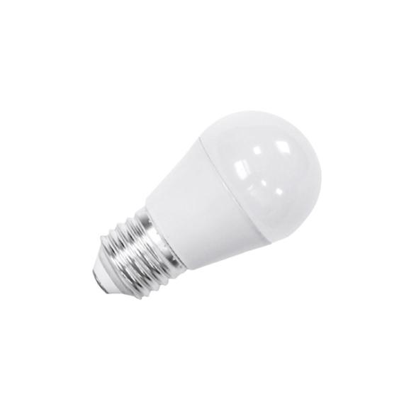 LED CAP GLOBE G45 E27 5,5W 6500K körte fényforrás