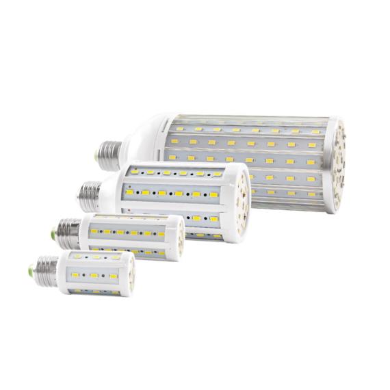 LED CORN E27 15W 4500K átlátszó fényforrás