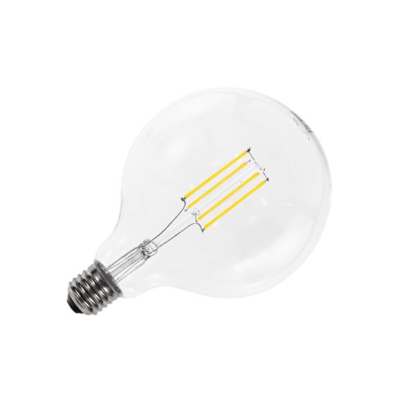 LED FILAMENT G125 E27 7W 2700K fényforrás