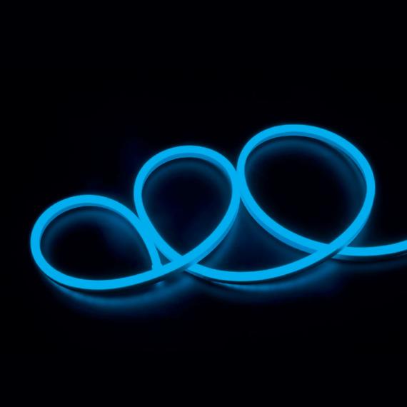 LED NEON STT 230V 2835 lila LED szalag IP65