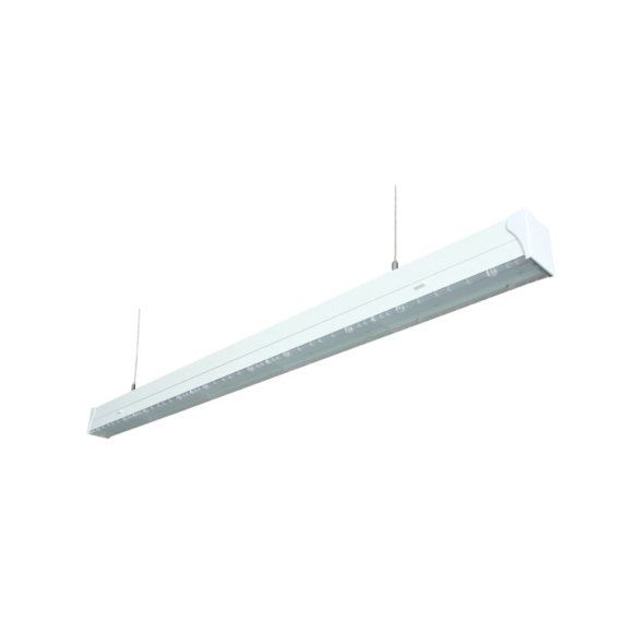 LED PAM MASTER 60W 4000K dupla asszimetrikus sorolható lámpatest