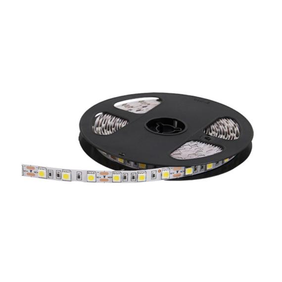 LED szalag 60 2835 6000K IP20 DC12V, 5m/tekercs