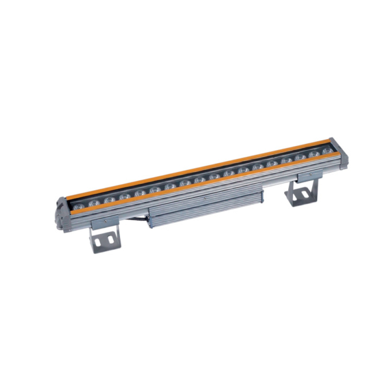 LED WALL W 18W 5000K falmosó lámpatest