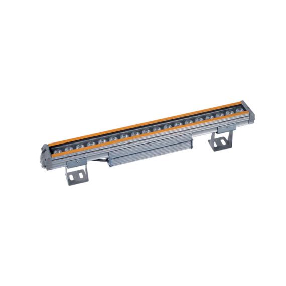 LED WALL W 18W RGB falmosó lámpatest