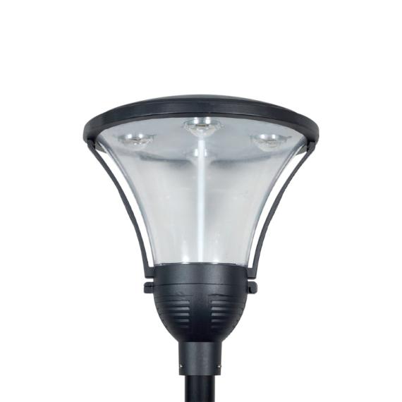 MACAO HO LED 100W 4000K park lámpatest búrával