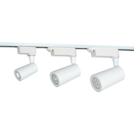 METRO 01 20W 4500K 3 fázisú sínes lámpatest fehér