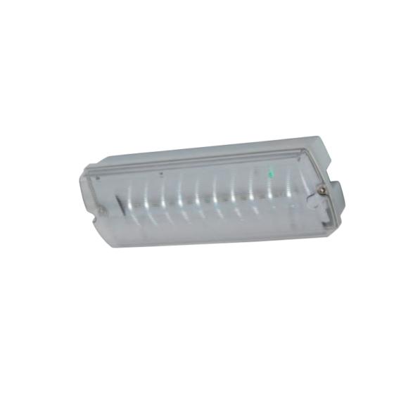NEBRASKA V3 8W 3h LED IP65 20m állandó és készenléti üzemű vészvilágító lámpatest