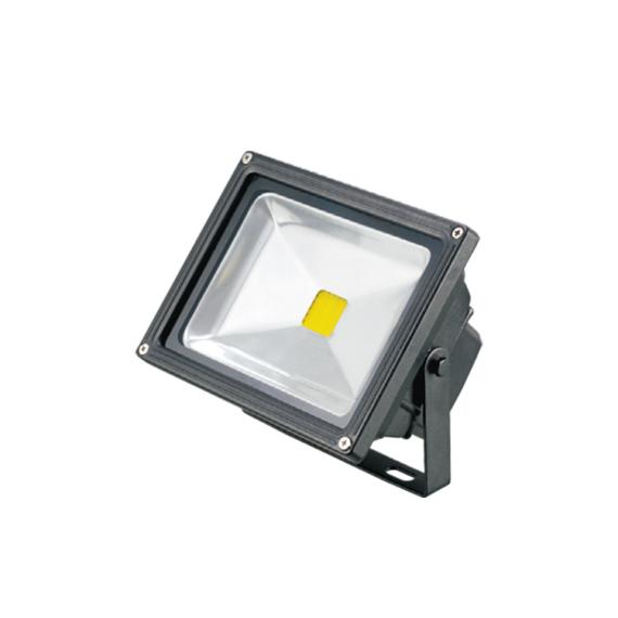 NFL 107A 20W 6000K COB LED fényvető szürke 120°