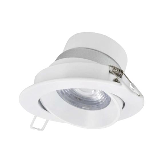 NLED 1195D 5W 3000K szpot lámpatest