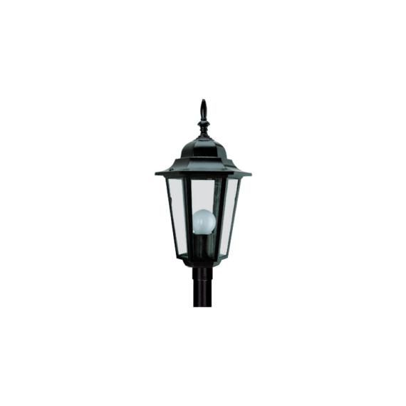 PACIFIC SMALL 02 OG antik réz kerti lámpaoszlophoz lámpatest