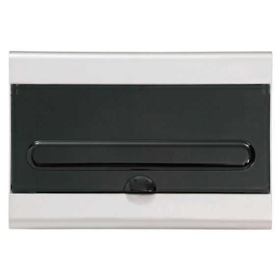 PRO BOX 12 modulos falon kívüli elosztó doboz Fehér