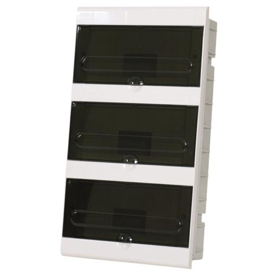 PRO BOX 36 modulos süllyesztett elosztó doboz Fehér