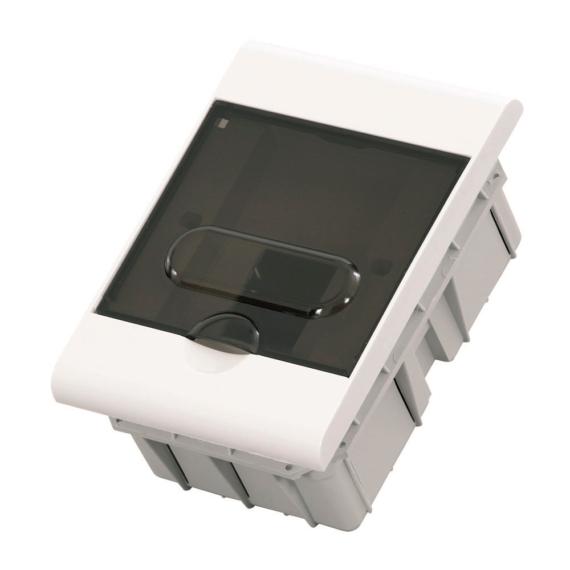 PRO BOX 4 modulos süllyesztett elosztó doboz Fehér