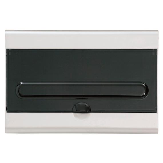 PRO BOX 8 modulos süllyesztett elosztó doboz Fehér