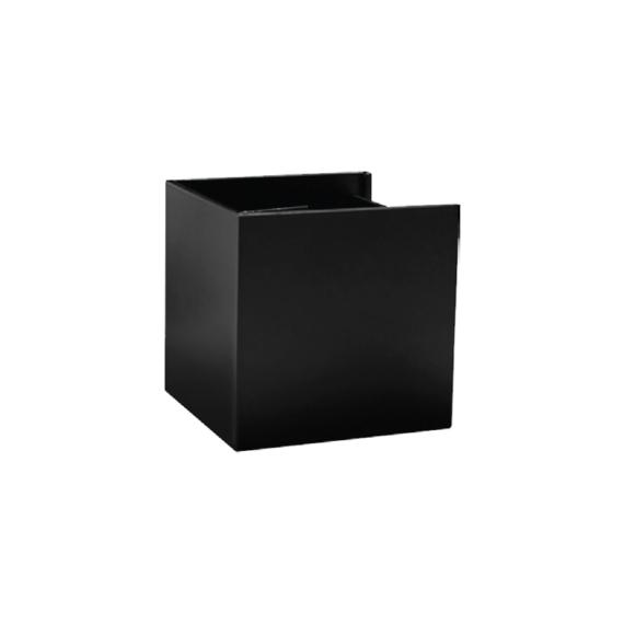 SIERRA 003 6W 4000K fali lámpa fekete