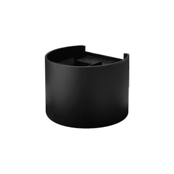 SIERRA 004 6W 3000K fali lámpa fekete