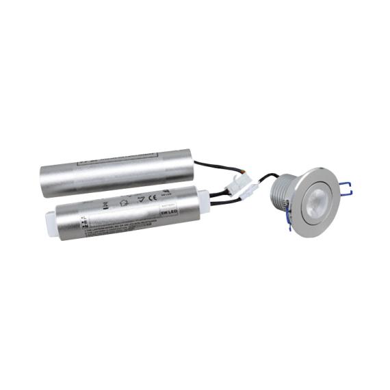 SYRACUSE 5W készenléti üzemű mélysugárzó